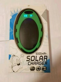 Powerbank 5000 mAh 6652 km