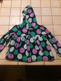 Girls size 18 months sweater