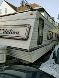Citation camper trailer