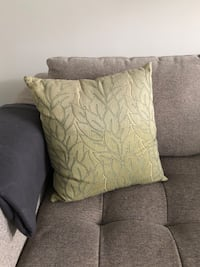 Throw pillow (reversible) Toronto, M6J 2M9