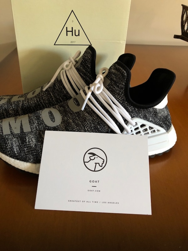 167a9368717b7 Used 100% Authentic Pharrell Williams NMD for sale in Winnipeg - letgo