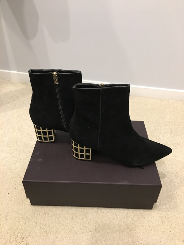 Brand new Black Boots 2