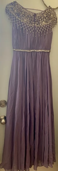 Purple evening gown Toronto, M1K 5E1