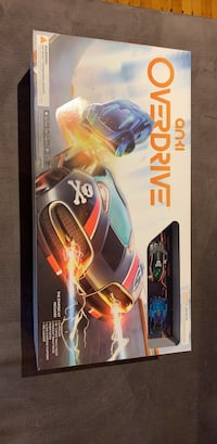 Anki Overdrive toy