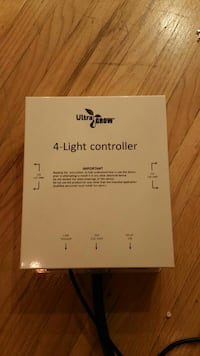 Ultra Grow 4-light controller box
