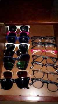 assorted sunglasses and eyeglasses Ashburn, 20147