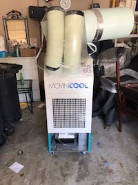 Spot cooler ....vertical air conditioner...perfect condition  Washington, 20011