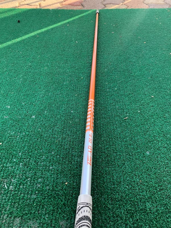 Tour AD DI-8s Fairway (3 Wood) Shaft with TaylorMade tip. debed731-4ebd-4721-b8e0-13f38d7d55f1