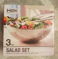 Salad bowl stainless steel Burnaby, V5C