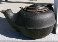 Cast Iron Kettle w/Handle Richlands, 28574