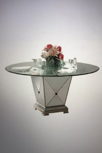 MUST SELL!! Basset Silver Round DiningTable REDUCED PRICE! Washington, 20024