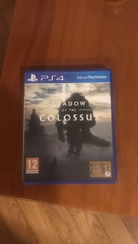 Shadow of the colossus playstation 4 Floransa, 50122