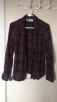 Roots Plaid Flannel