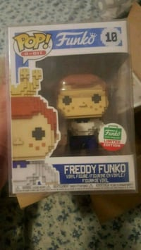 Freddy Funko Pop  Elizabeth, 07206