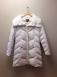 White down coat size S 40 km