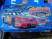 Jeff Gordon license plate  Middletown, 45044