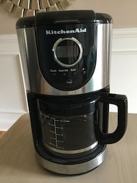 KitchenAid coffee  pot. Used once. In new condition Coram, 11727