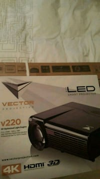 Brand new  vector set  LED 4k 3D with screen   Toronto, M9N 1G5