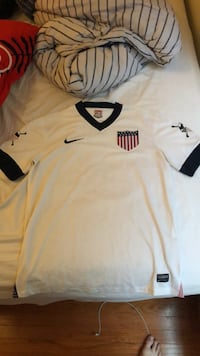 USA Soccer Jersey alternative kit Washington, 20005