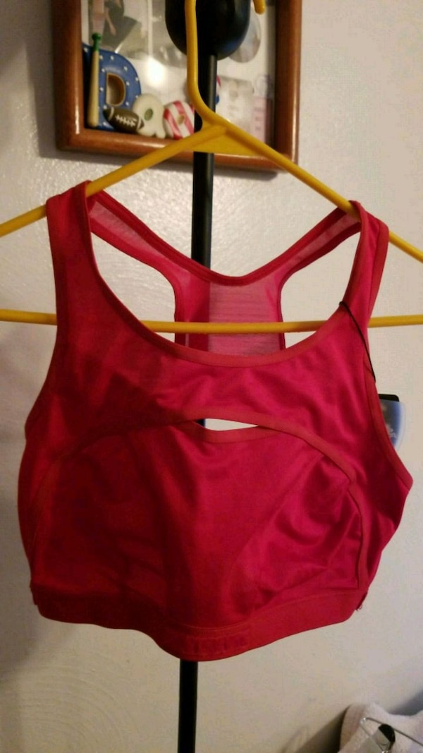 cd7ad3f08e296 Victoria Secret sports bra New 34 C