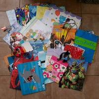 Gift bags (about 40+) Glendale, 85306