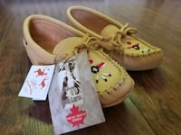Genuine leather moccasins  Mississauga, L5M