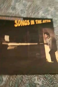 "Billy Joel ""Songs in the Attic"" vinyl album La Plata, 20646"