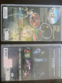 two assorted Sony PS3 game cases Winnipeg, R2M 3S5