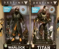 Destiny McFarlane Action Figures 6""