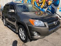 2012 Toyota RAV4 Limited/4WD/No Accidents/One Owner/Navigation Toronto