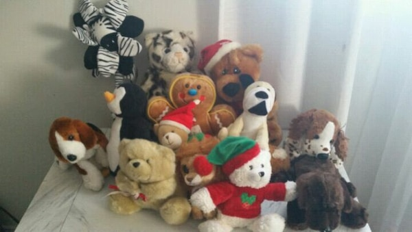 Bunch of Stuffies