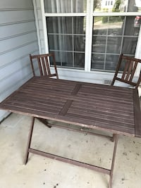 Patio furniture set Lorton, 22079