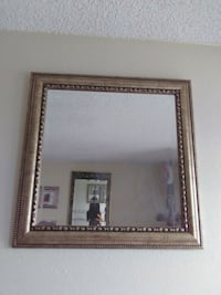 Mirror- Rustic Gold
