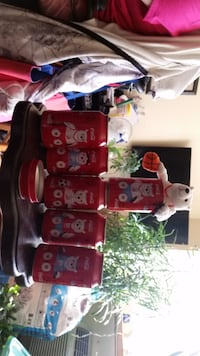 Coca-Cola bears in a can collection  907 mi