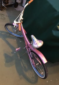 Bike 20 Inch Pink 1 Speed Bicycle  CHICAGO