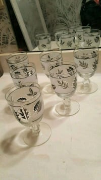 6 Holiday Stemware Glassware Glasses Jersey Village, 77040