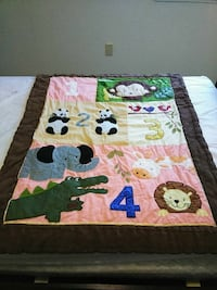 Brand new baby blanket never used very cute Chico, 95928