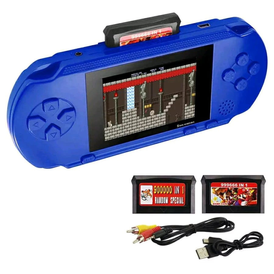 Handheld Retro Mini