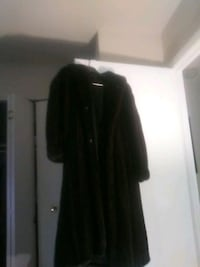 Full length mink coat. Excellent condition