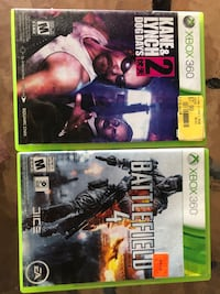 Xbox 360 games ... awesome deal!  Calgary, T2C 1J5