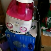 Pink room humidifier by Vick's Springfield, 22153
