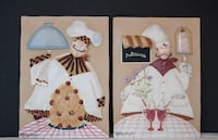 """""""Chef"""" Plaques - $6.50 each New Cumberland"""