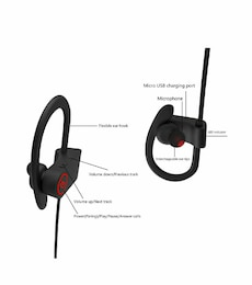 Bluetooth Headphones,Waterproof