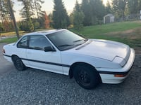 Honda - Prelude si  - 1989 for parts Langley