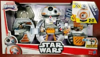Star Wars BB8 Galactic Heroes playset. Brand New Hagerstown, 21740
