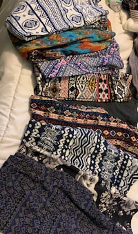 Leggings size small bundle of 9 pairs Norfolk, 23503