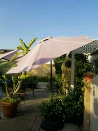 2 backyard umbrellas Anaheim, 92807