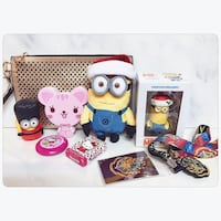 PRICE IS FIRM - Despicable Me, Harry Potter and Hello Kitty Toronto, M4B 2T2