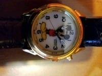 Disney Lorax Mickey watch