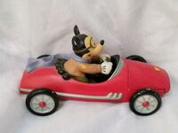 Mickey Mouse car die cast